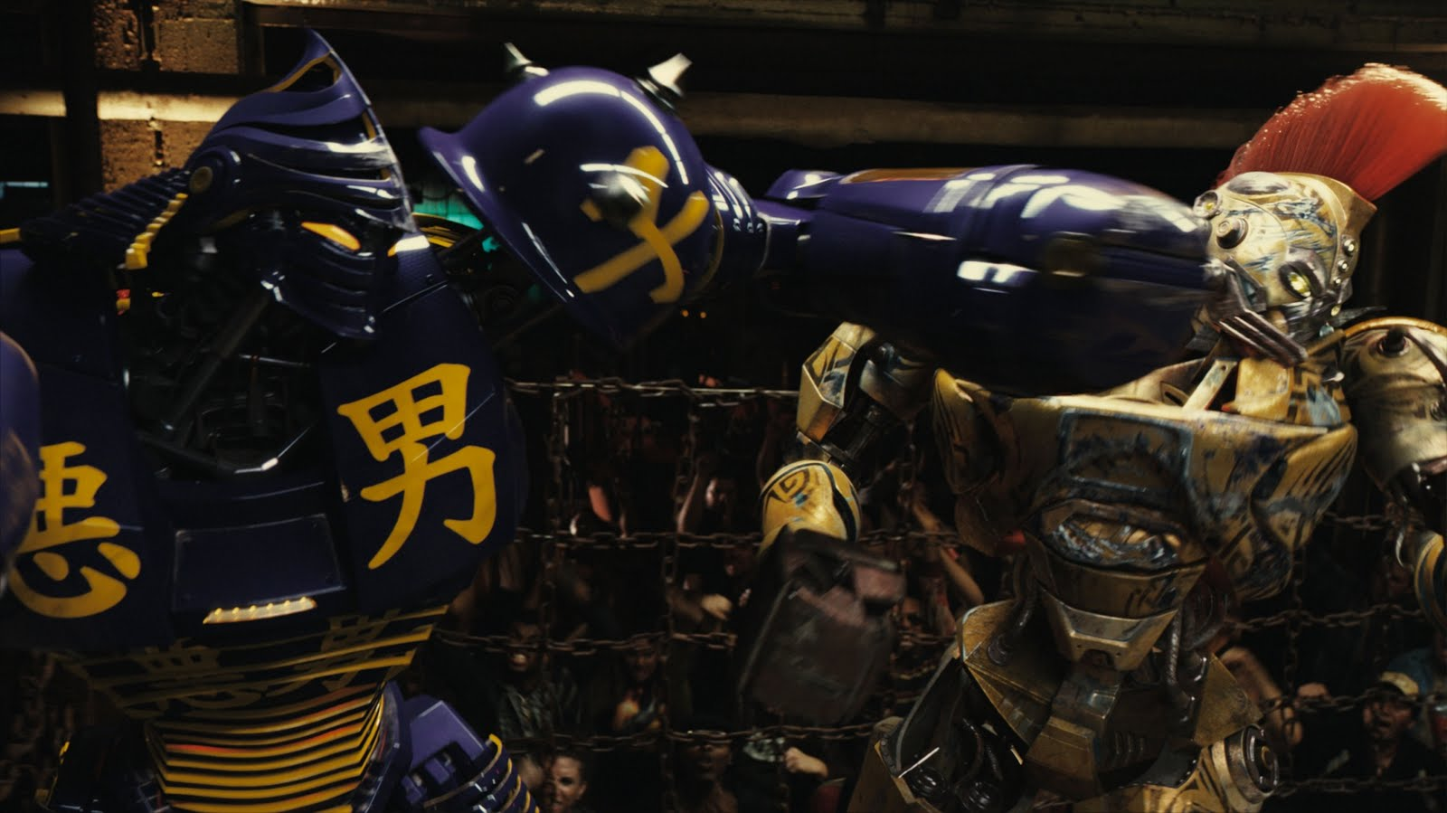 Real Steel 2011 1600x899