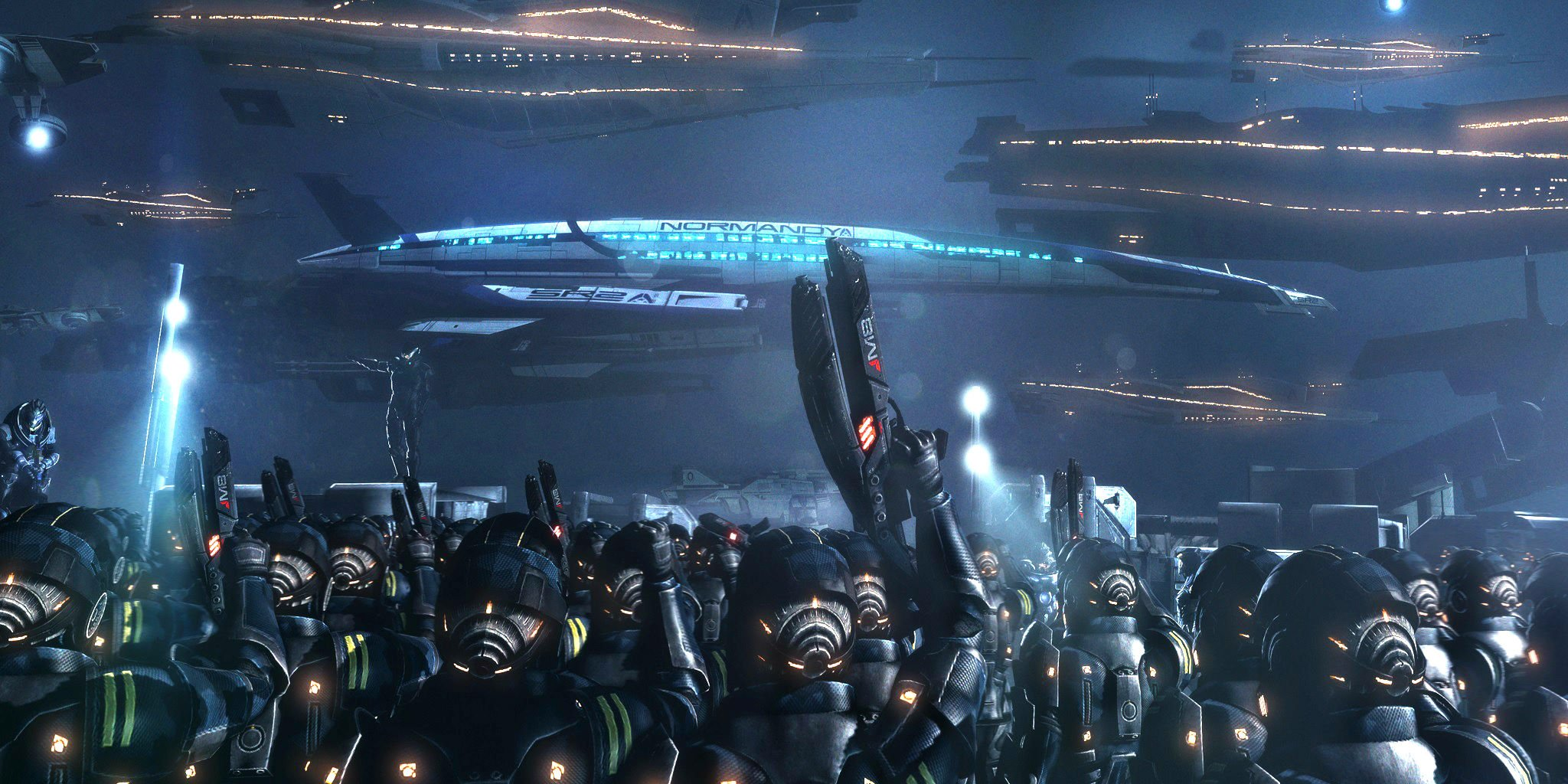 Mass Effect Andromeda Desktop Wallpaper: Mass Effect Andromeda Wallpaper