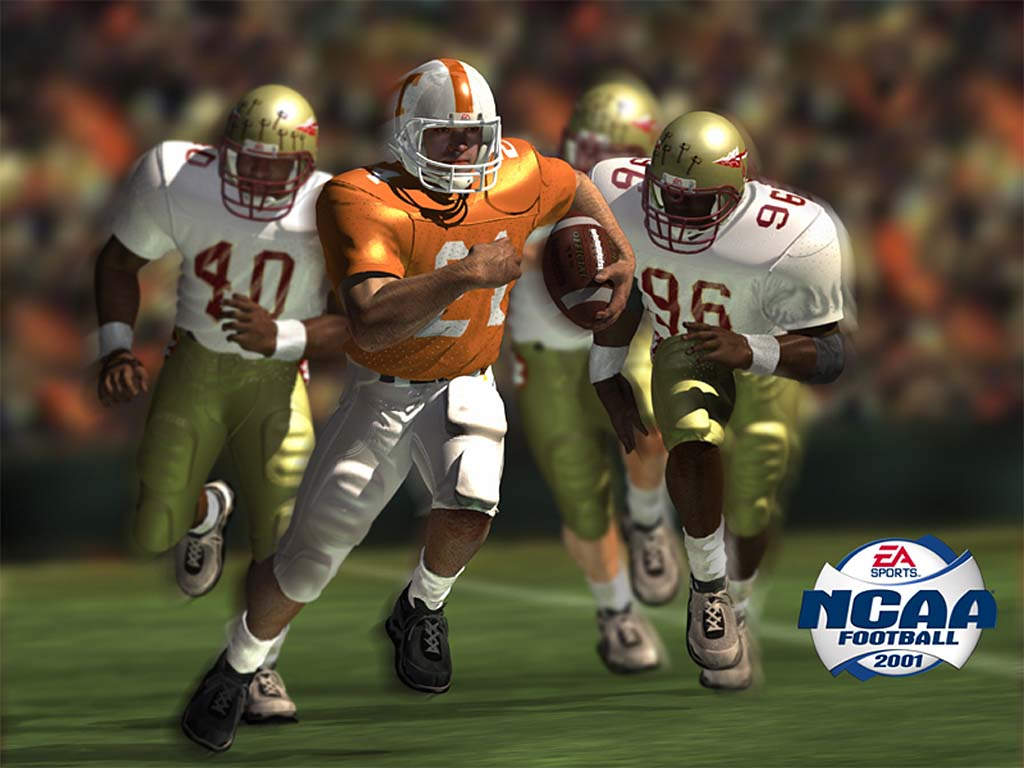 Wallpapers for NCAA Football 2001 Comments0 Rating 0 1024x768