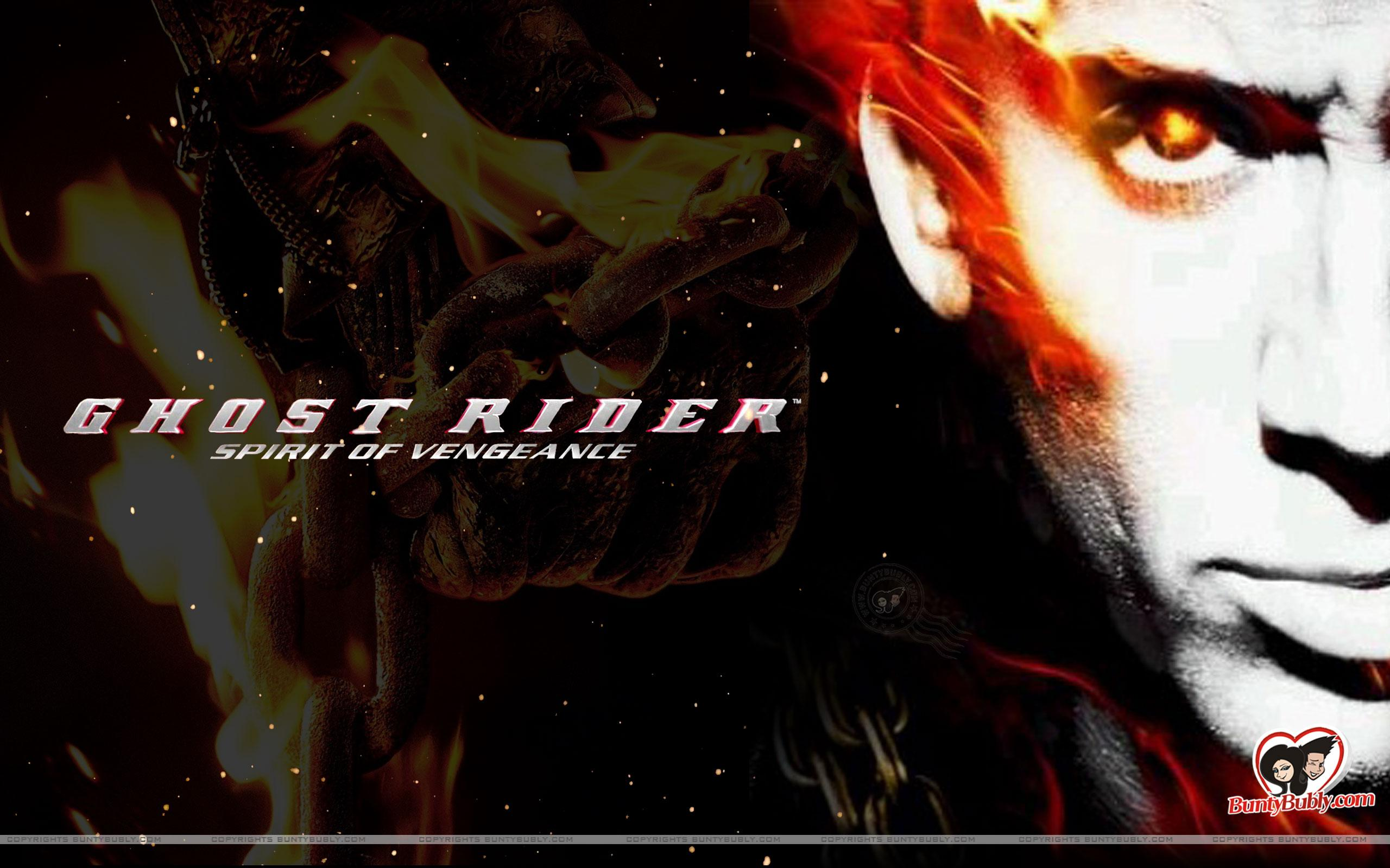 Ghost Rider 2 Ghost Rider 2 Wallpaper 2 25601600 Hollywood Movies 2560x1600