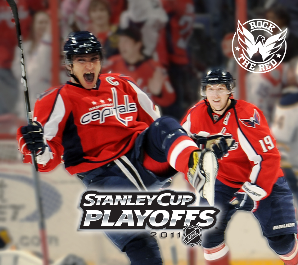 Caps Playoff Mobile Wallpapers   Washington Capitals   Training Camp 960x854