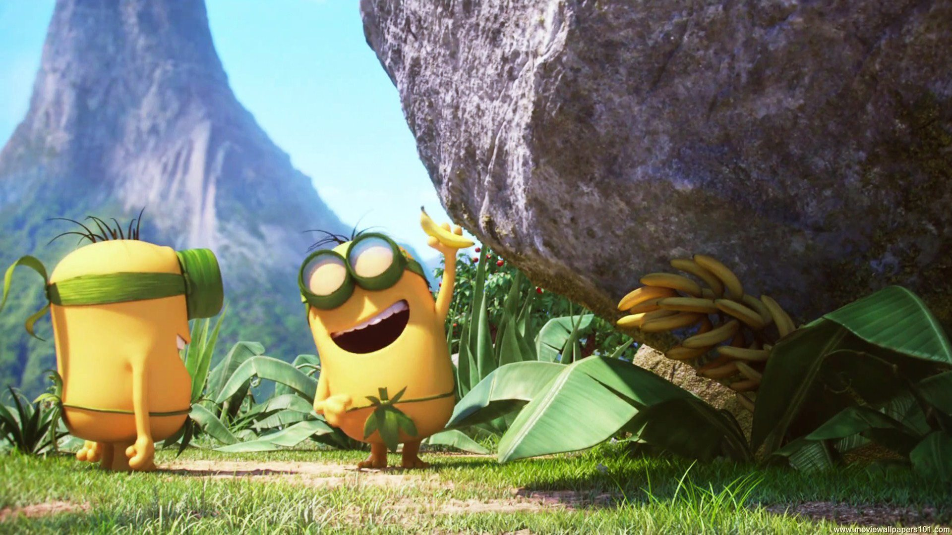 Download Minions Movie Cartoons HD Wallpaper Search More High 1920x1080