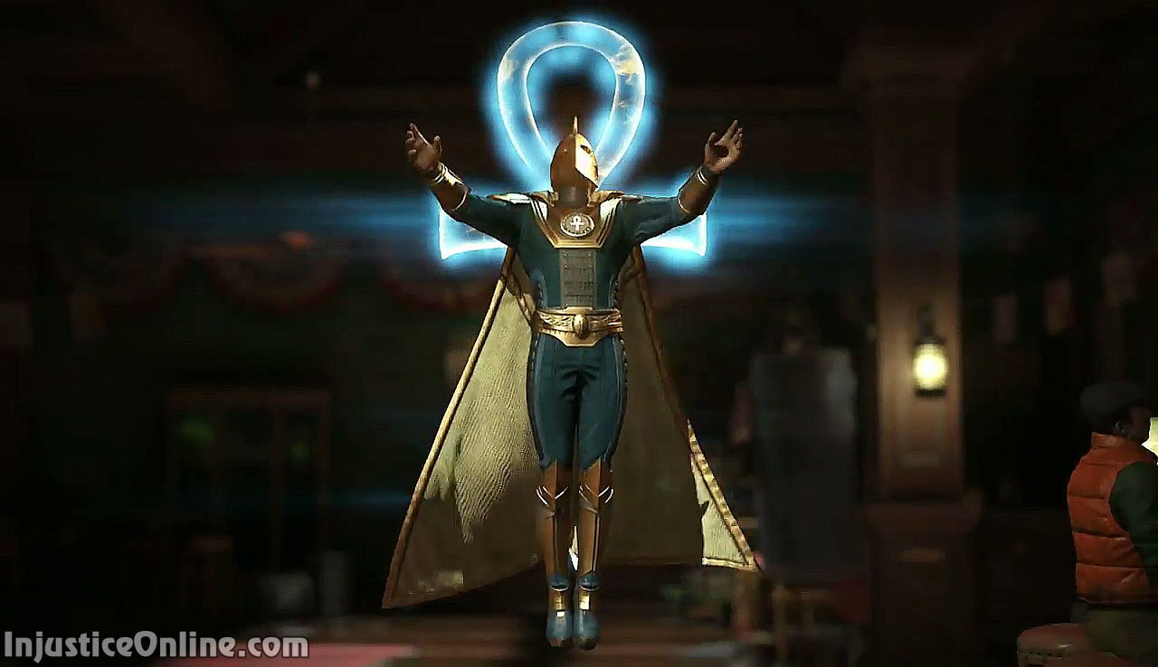 injustice 2 dr fate announcement 03 Injustice Online 1280x738