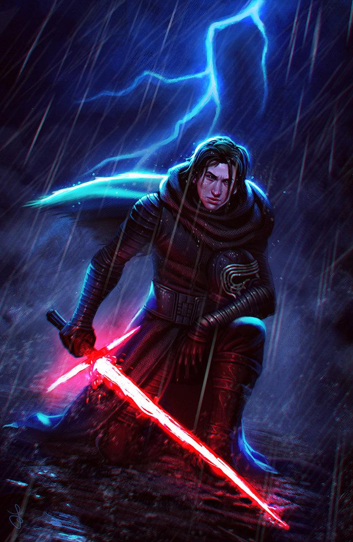 Master of the Knights of Ren by SaraForlenza 722x1107