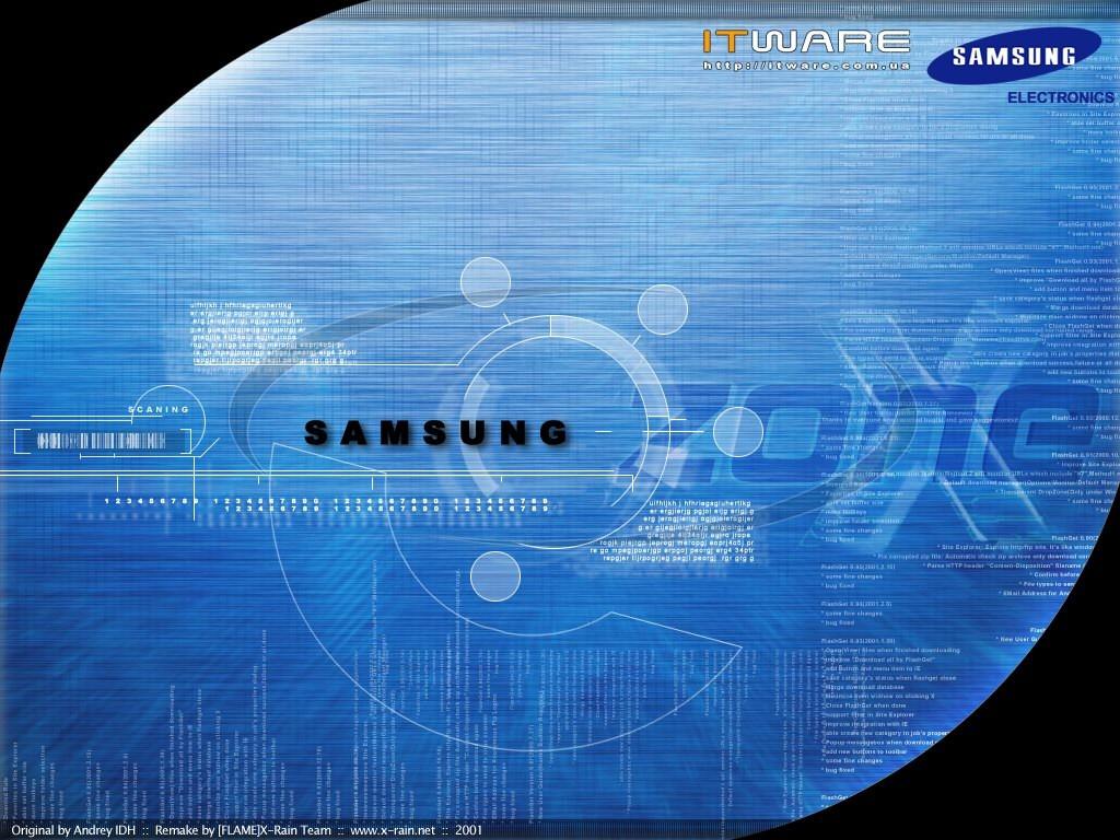 Samsung Laptop Wallpaper HD