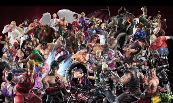 Go Back Gallery For Tekken Tag Tournament 2 Characters Wallpaper 600x358