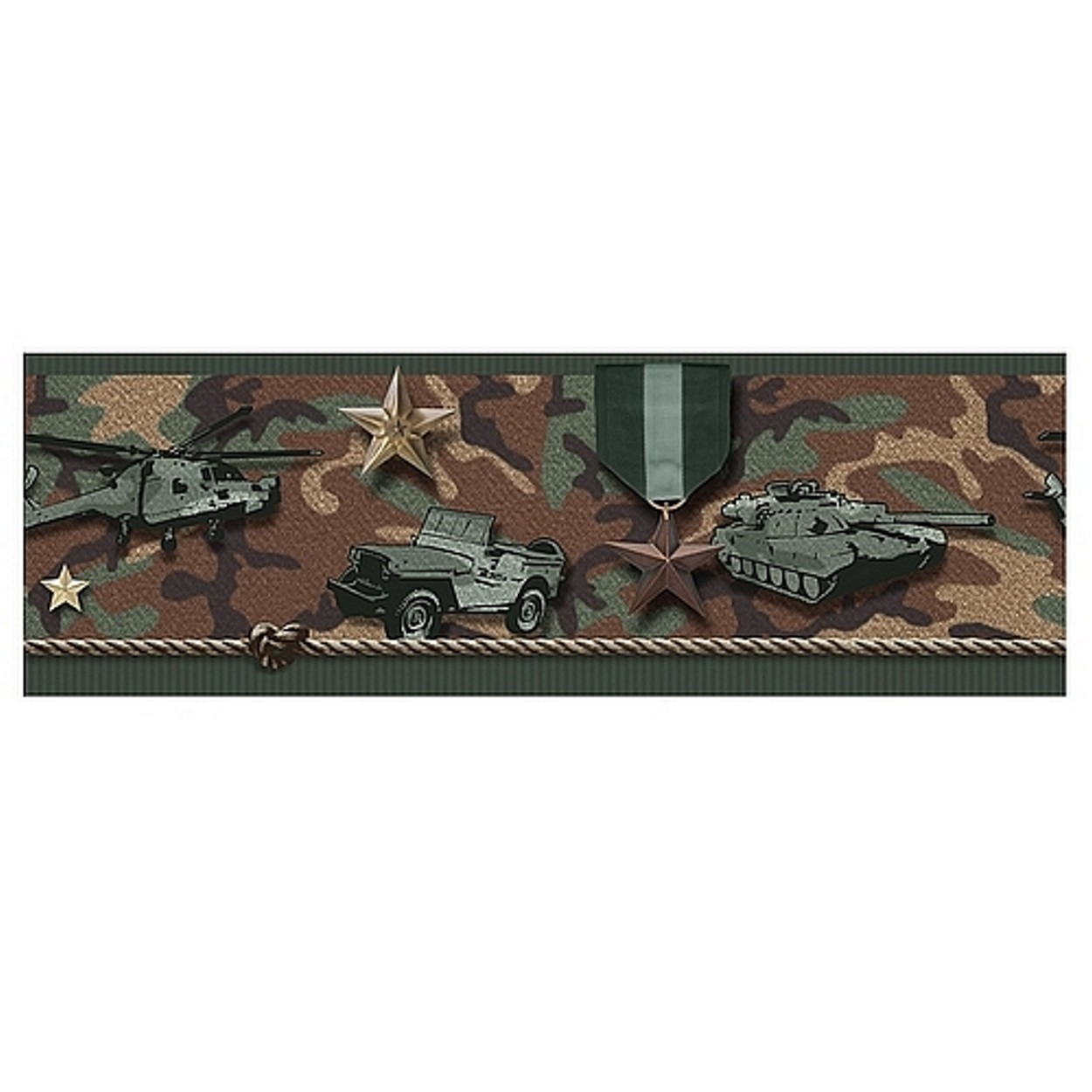 Wallpaper Camo Border Illustrazion 1250x1250