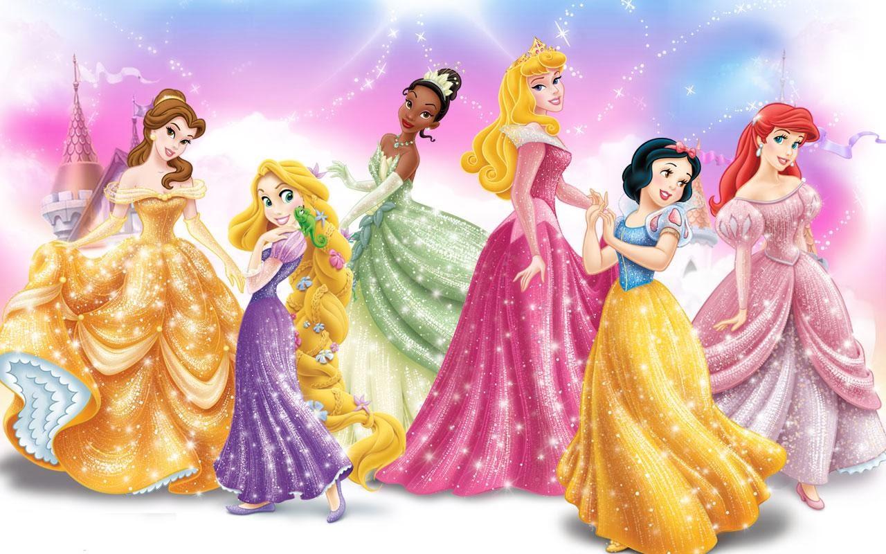 Disney Princess HD Wallpapers Download 1280x800