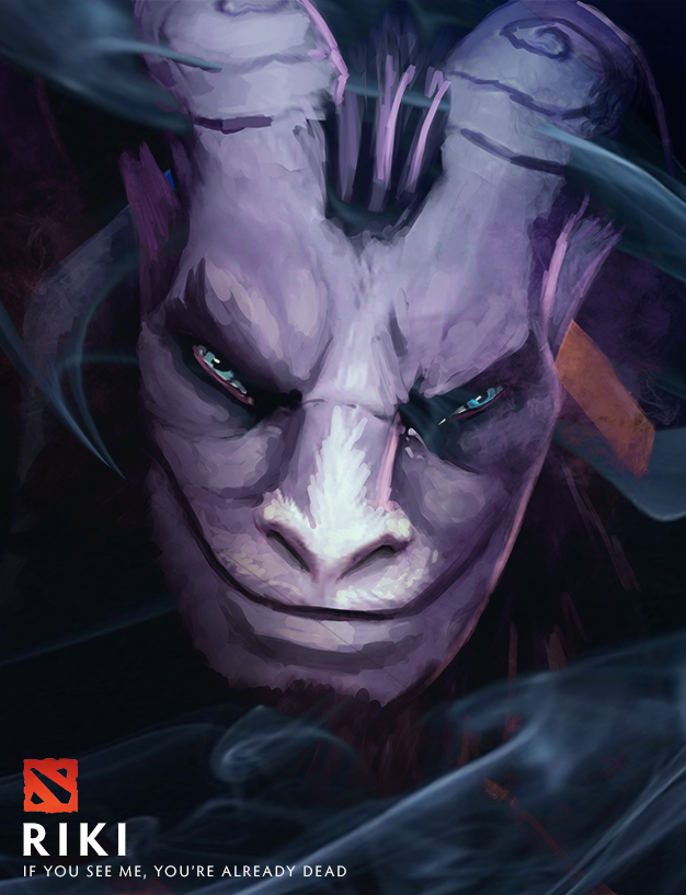 Free Download Riki Dota 2 Wallpaper 626x817 For Your Desktop Mobile Tablet Explore 50 Dota 2 Phone Wallpaper Dota Ru Wallpaper Dota 2 Wallpapers 1600x900 Dota 2 Wallpaper 1920x1080