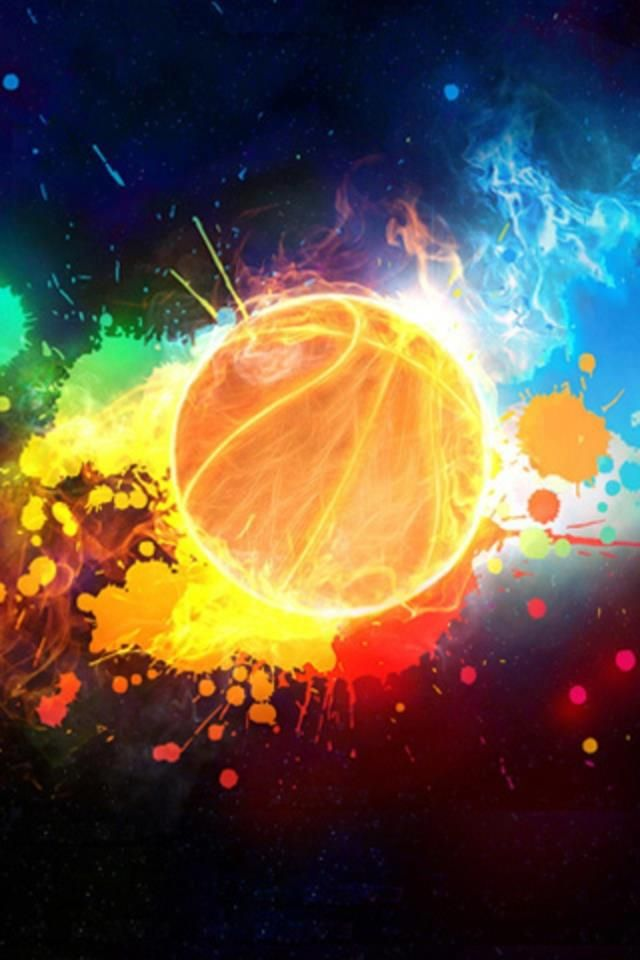 Amazing3 Cool basketball wallpapers Basketball wallpapers hd 640x960