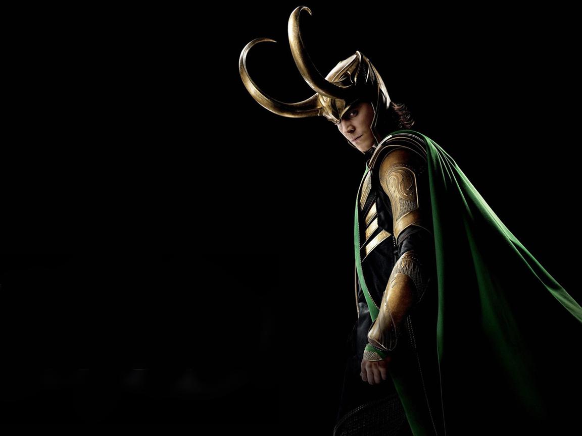 The Avengers Villain Loki HD Wallpapers [Avengers Character Wallpapers 1152x864