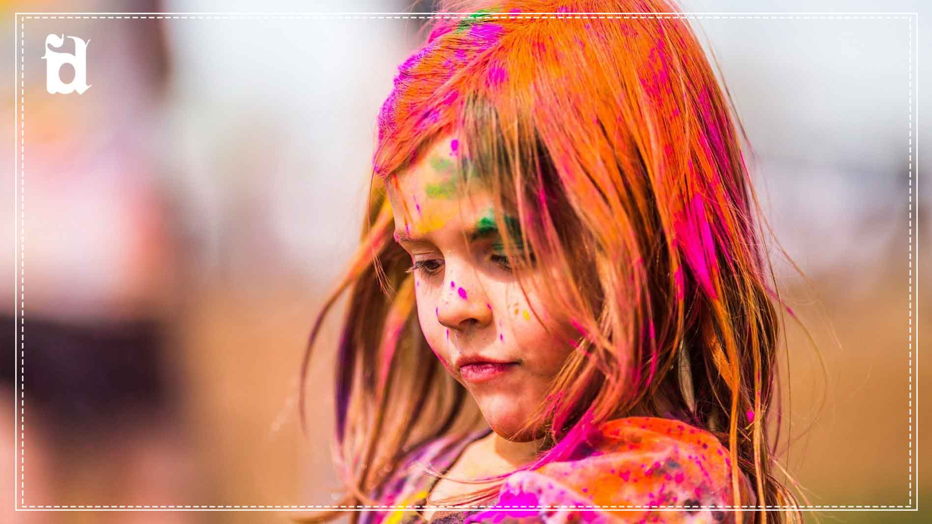 Holi Festival HD Wallpaper FestDays 1897x1067