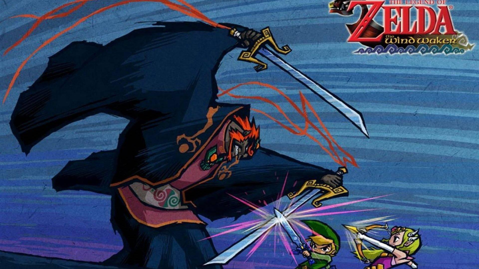 Free Download The Legend Of Zelda Wind Waker Hd Wii U
