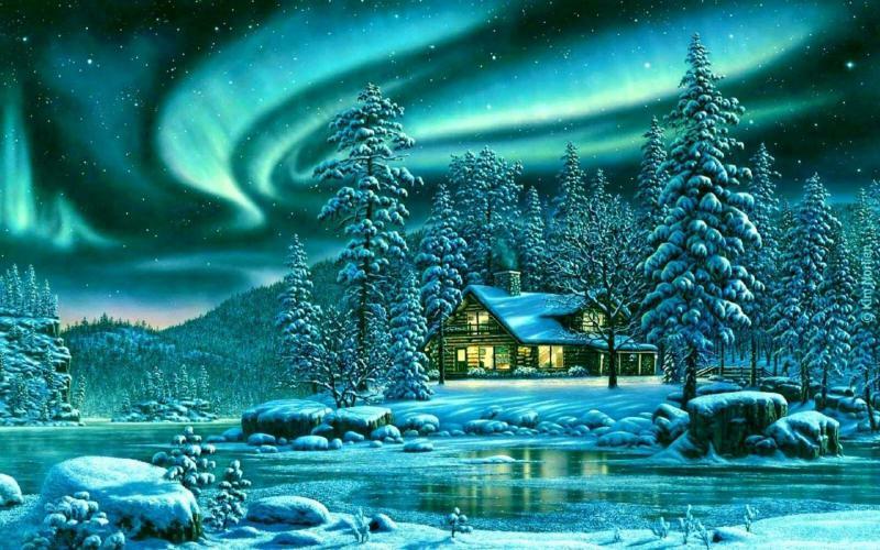 aurora borealis wallpaper moving wallpapersafari