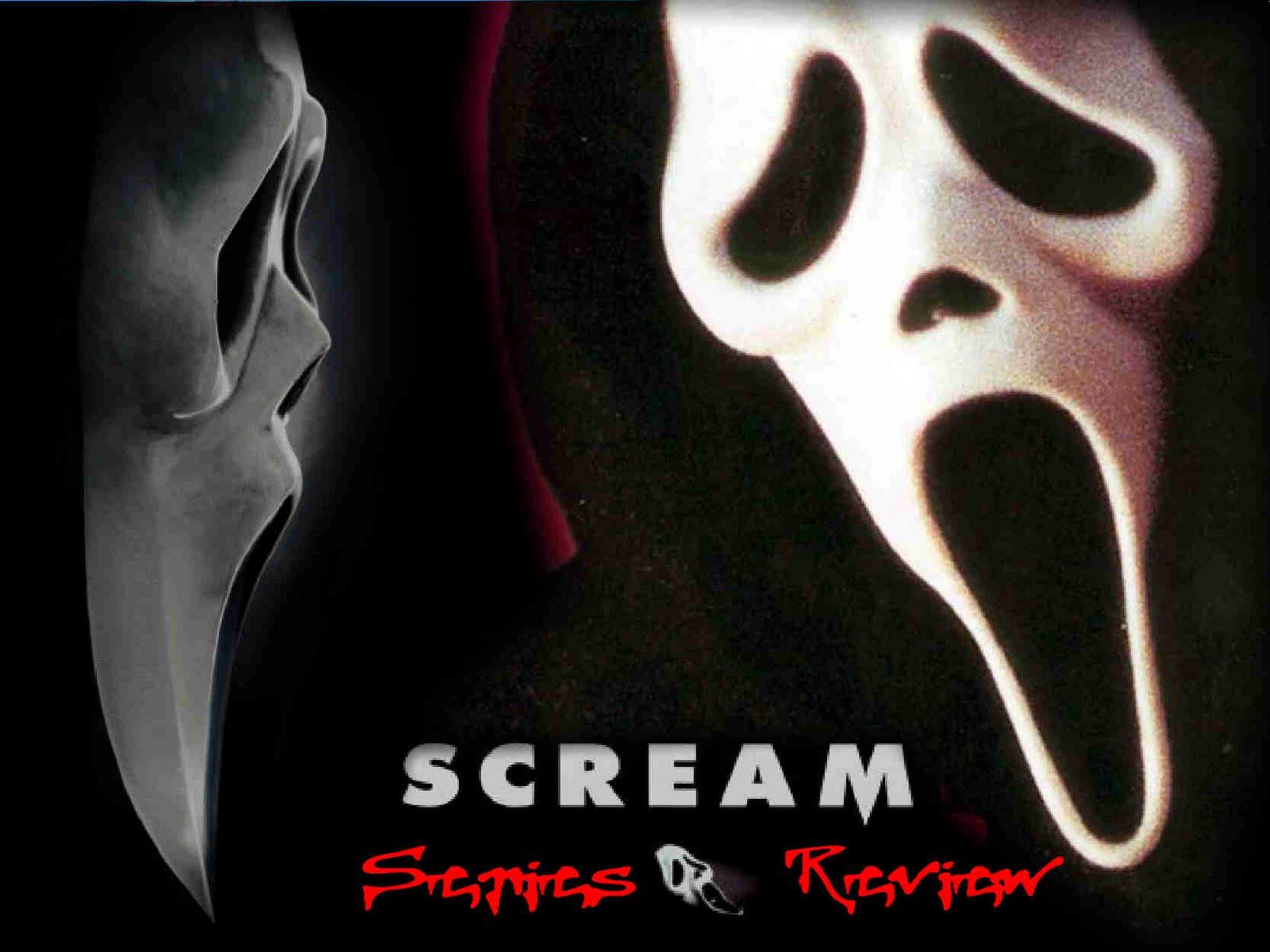75 Scream Wallpaper On Wallpapersafari