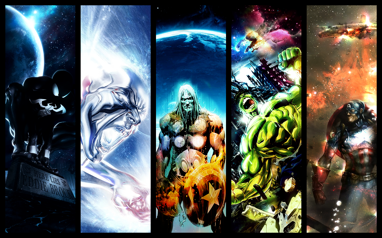 Superheroes Marvel Wallpaper 1 1440x900