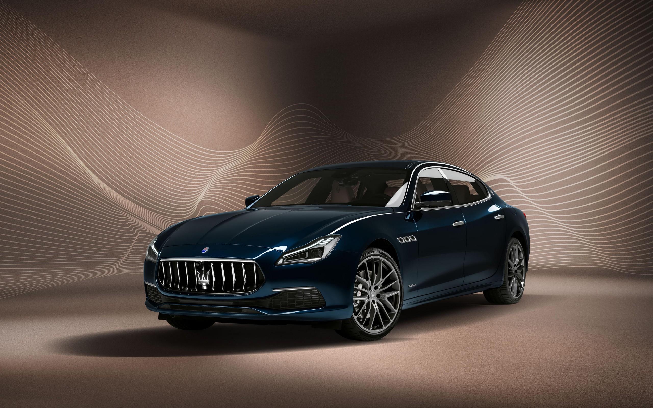 Maserati Quattroporte GranLusso Royale 2020 5K HD desktop 2560x1600