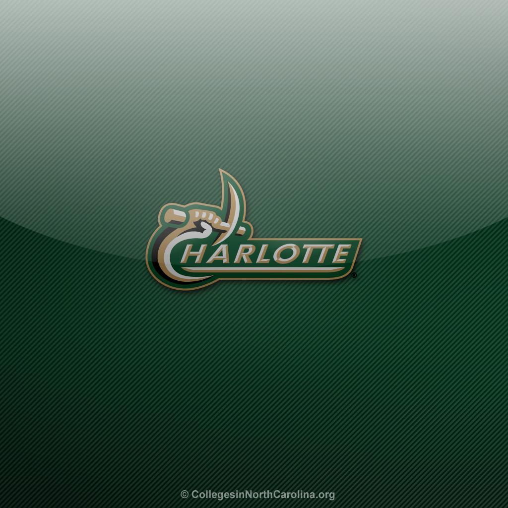 charlotte 49ers ipad wallpaper 1 UNC Charlotte 49ers iPad Wallpapers 1024x1024