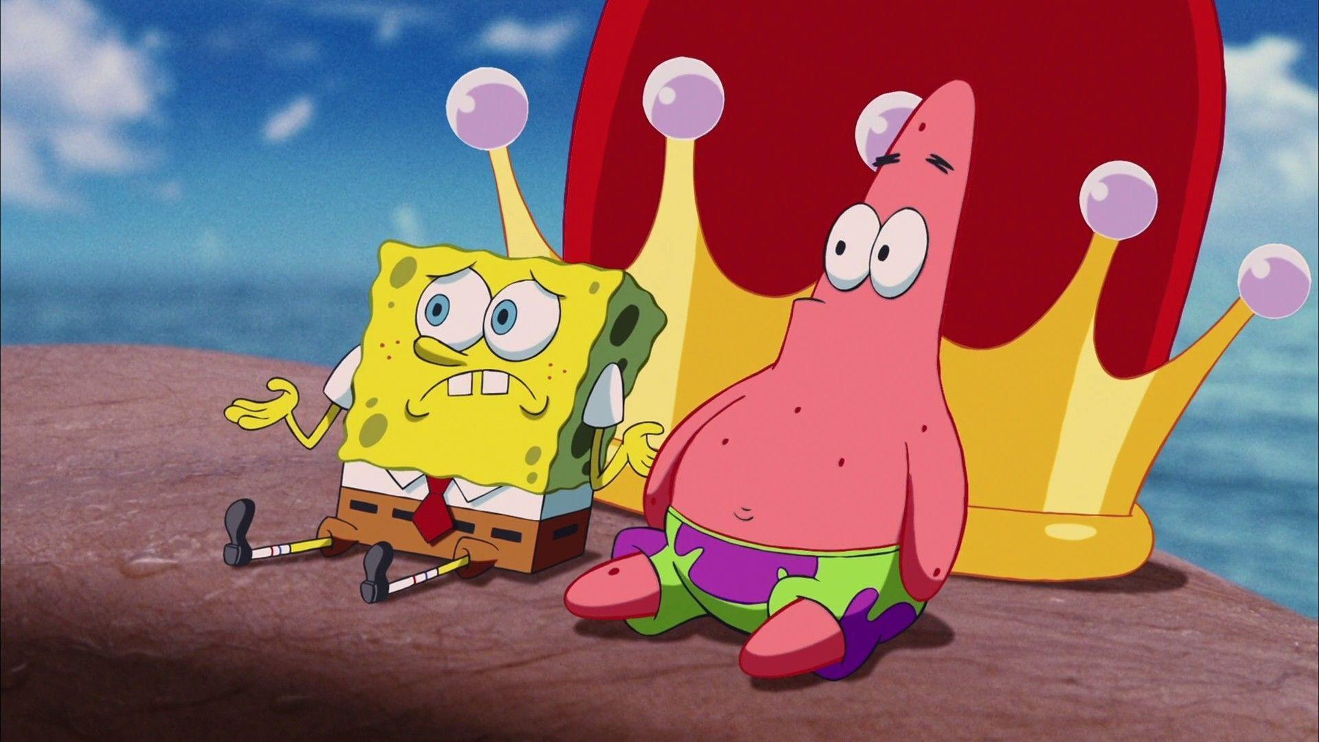 Funny Spongebob Wallpapers 1920x1080