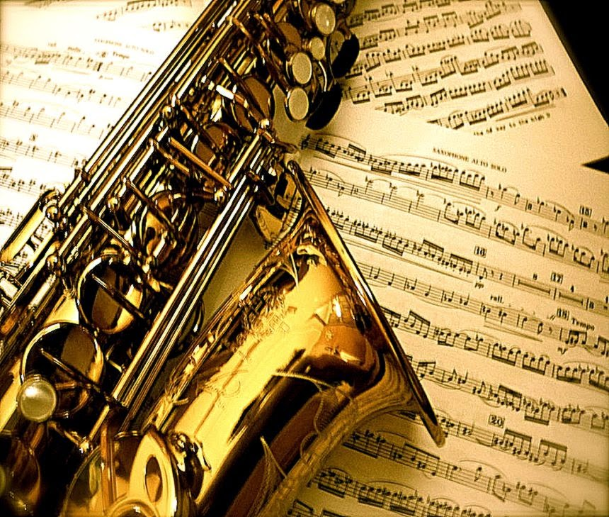 3D Jazz Music Wallpapers