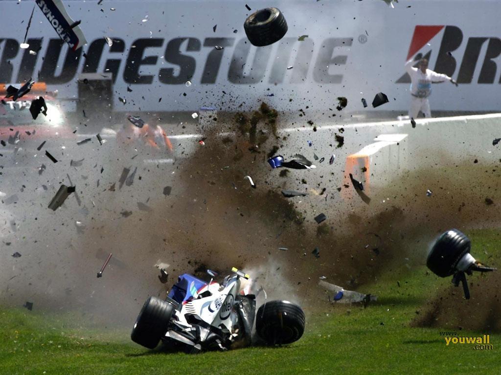 Car Crash Car Crash Wallpaper 1024x768