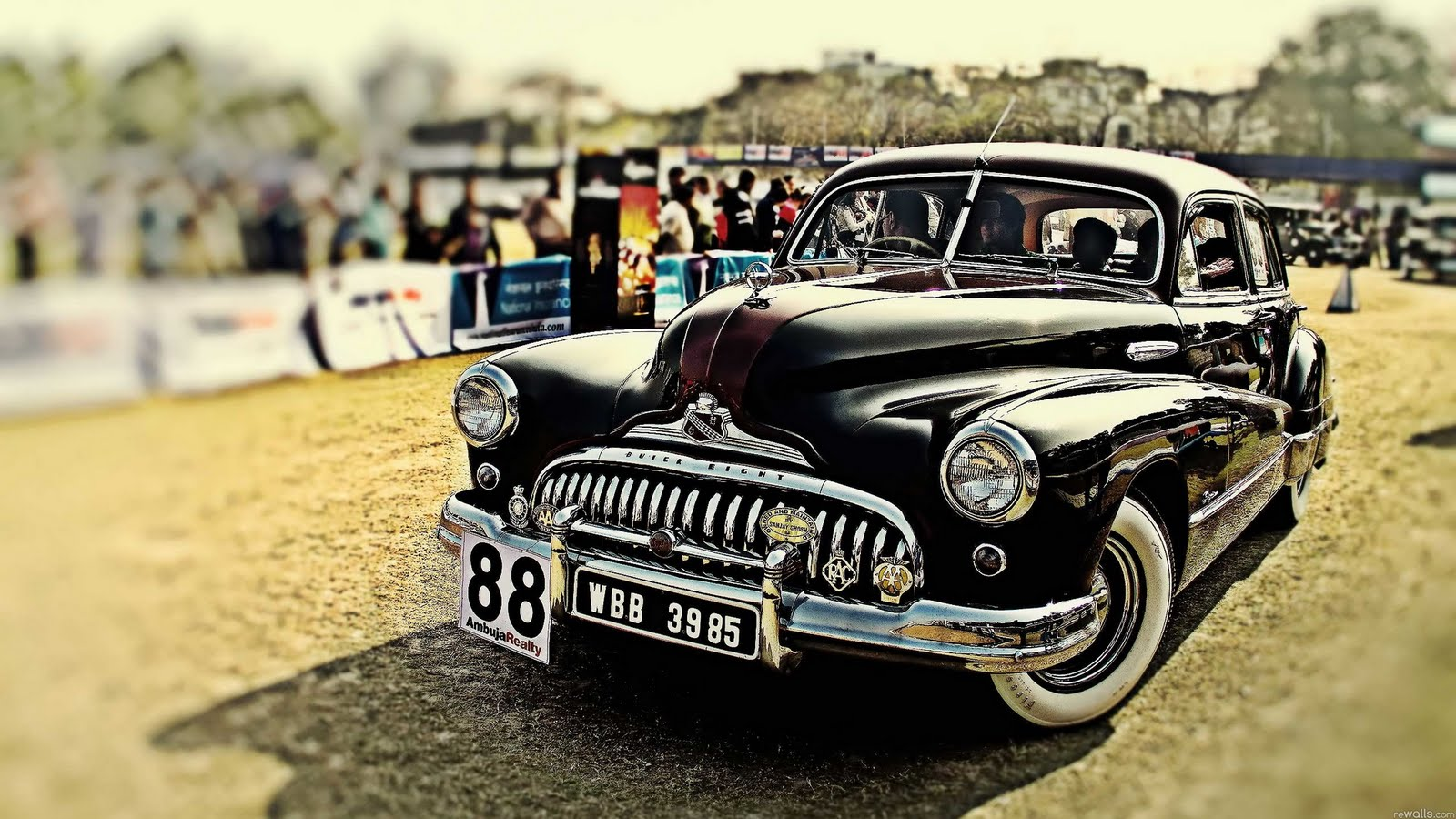 Retro Buick Right reconditioned HD Wallpaper The Wallpaper Database 1600x900
