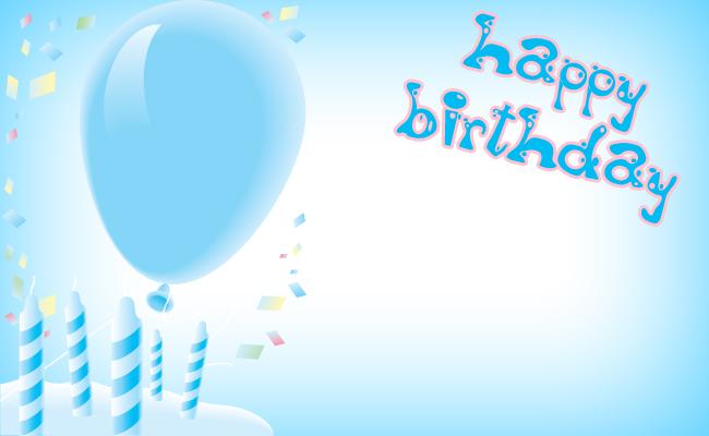 Birthday balloon backgroundsBoy birthday backgroundsBirthday 650x400