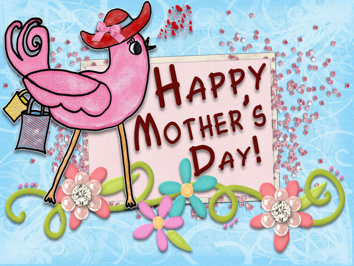 Mothers Day Wallpapers Pictures Card Templates Download 1152x864