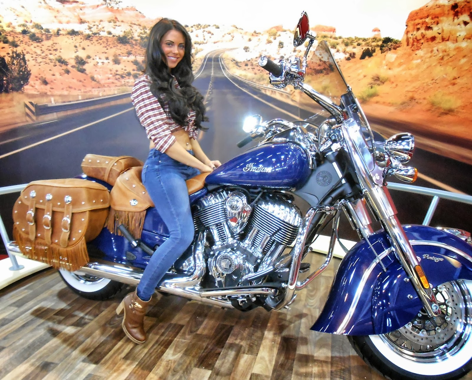 New indian motorcycles wallpaper wallpapersafari - Pictures of chicks on bikes ...