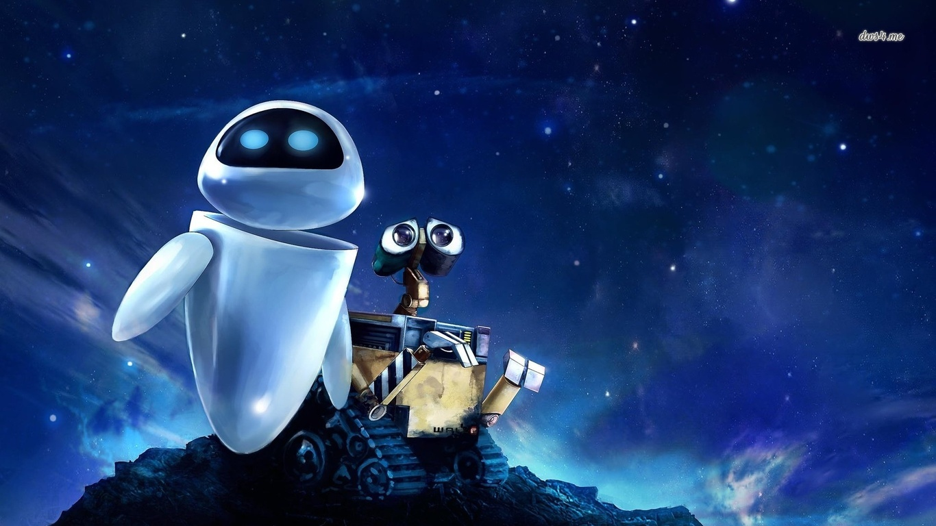 New Wall E Best Quality Amazing HD Wallpapers   All HD 1366x768