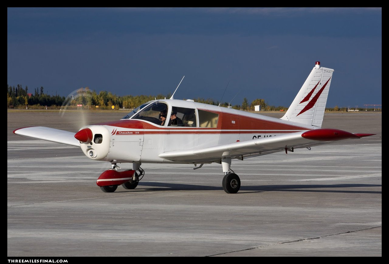 Piper Cherokee 140 by altitude604 1280x869