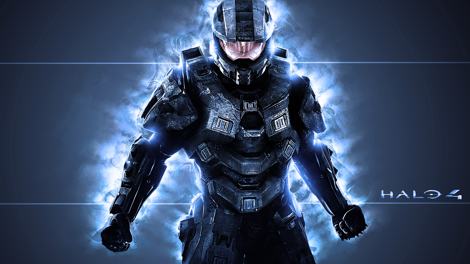 Halo 4 Master Chief Wallpaper Themes HD 1920x1080