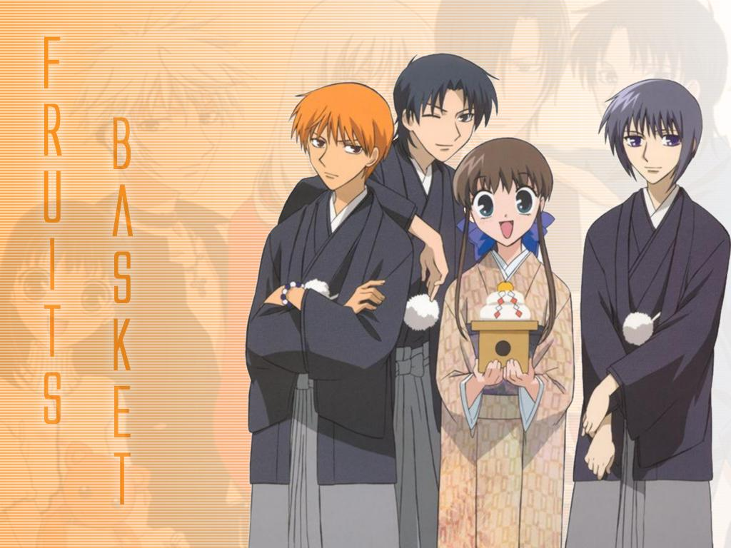 ^^Fruits Basket   Wallpapers^^ 1024x768