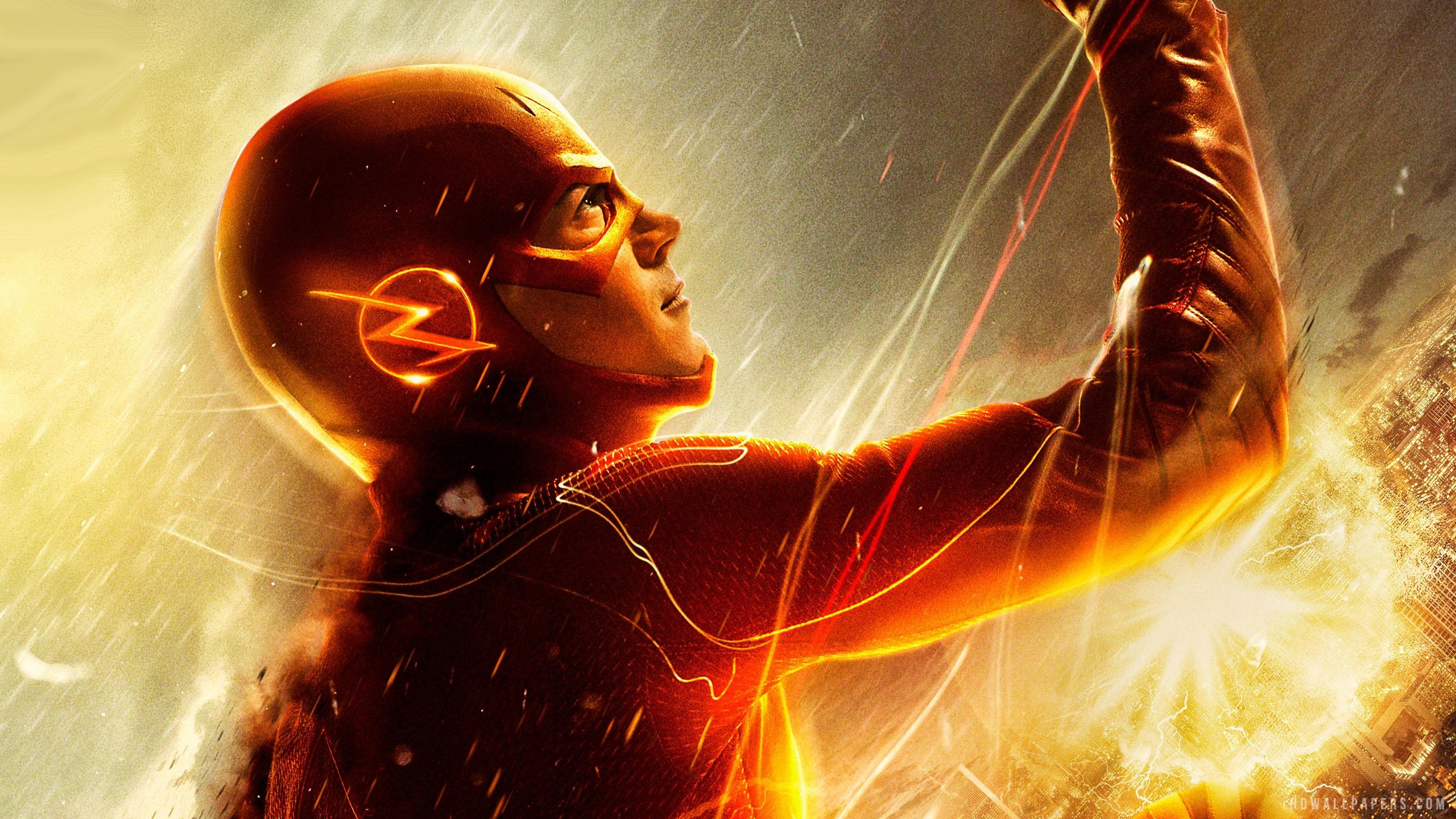 The Flash HD Wallpaper   iHD Wallpapers 2560x1440