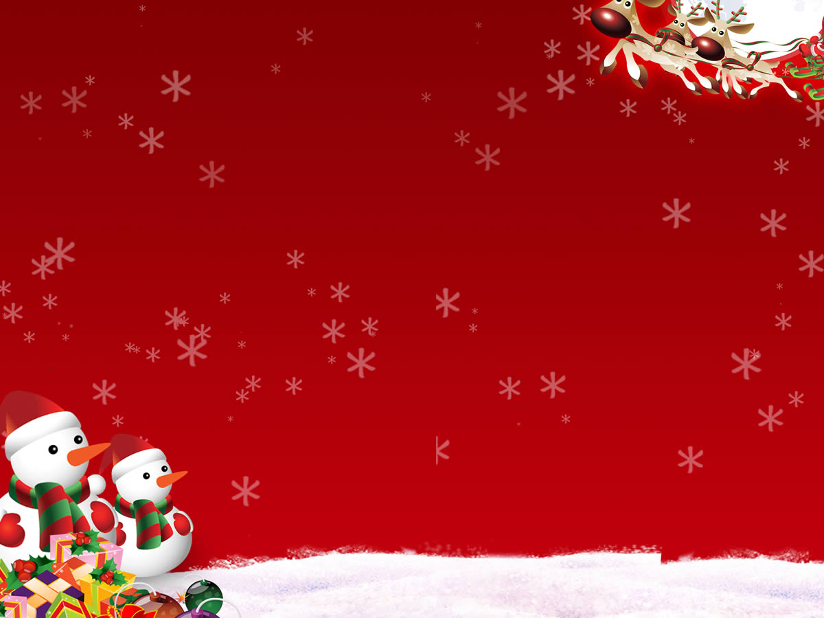 Holiday backgrounds free wallpapersafari for Free christmas powerpoint templates