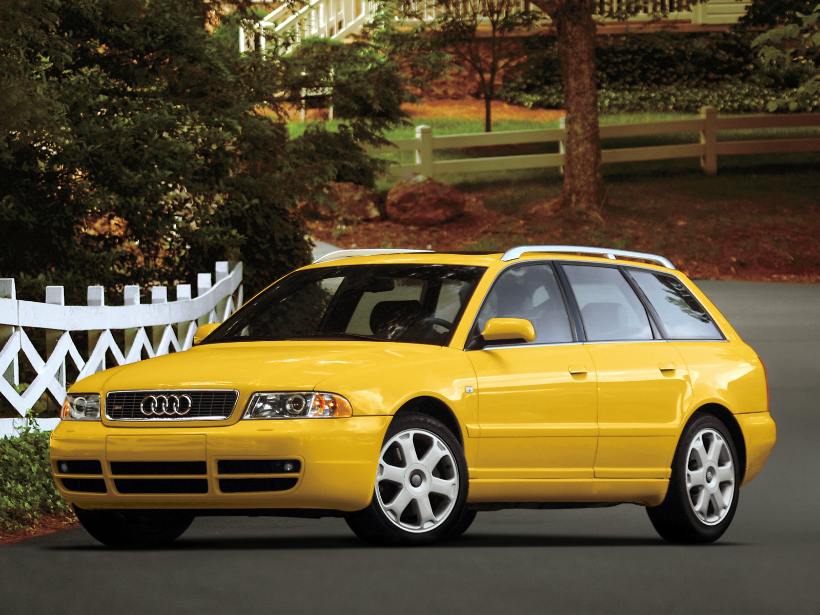 Audi S4 Avant US spec Wallpapers Cool Cars Wallpaper 1600x1200