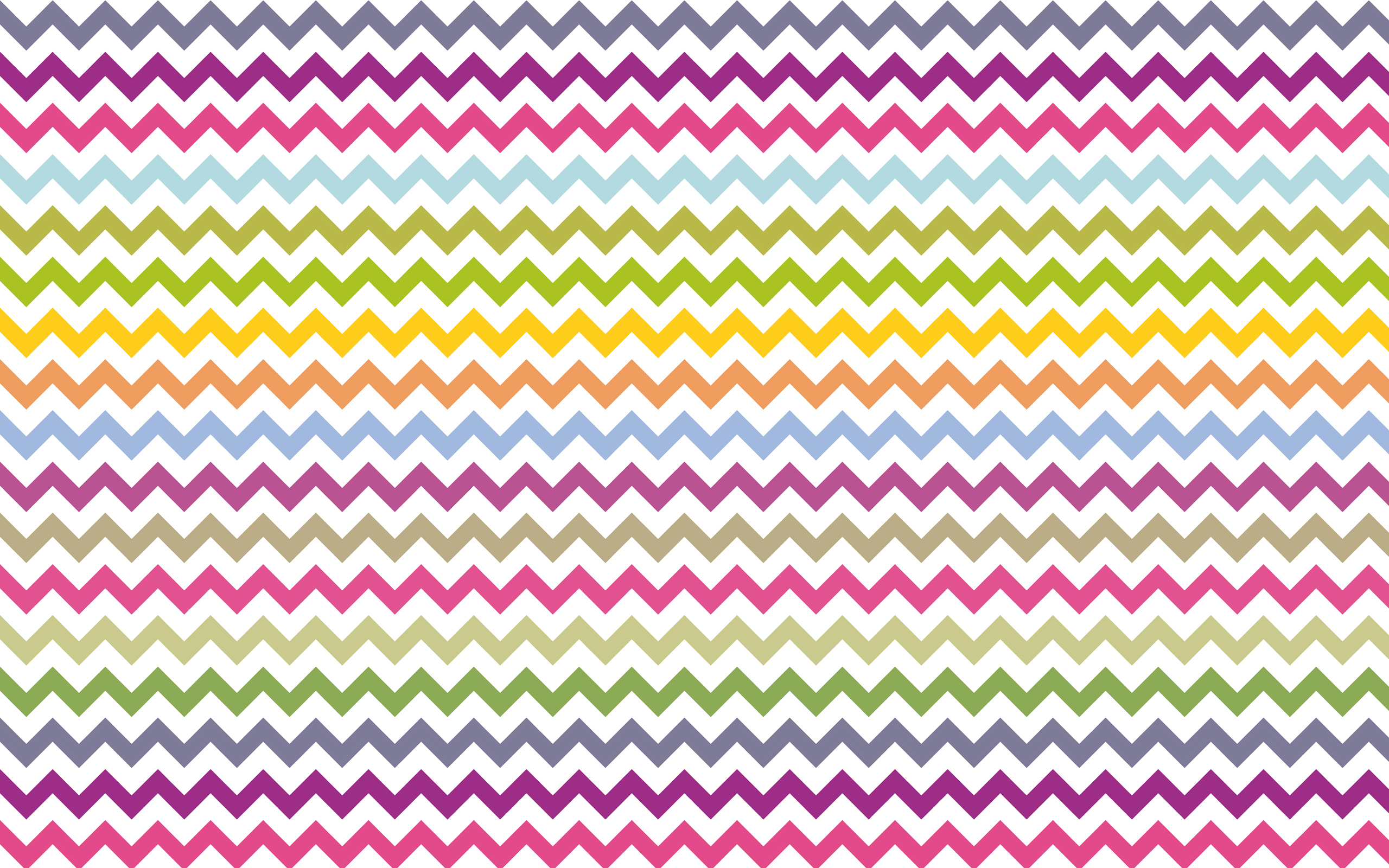 My colorful chevron desktop wallpaper   Another House Blog 2560x1600