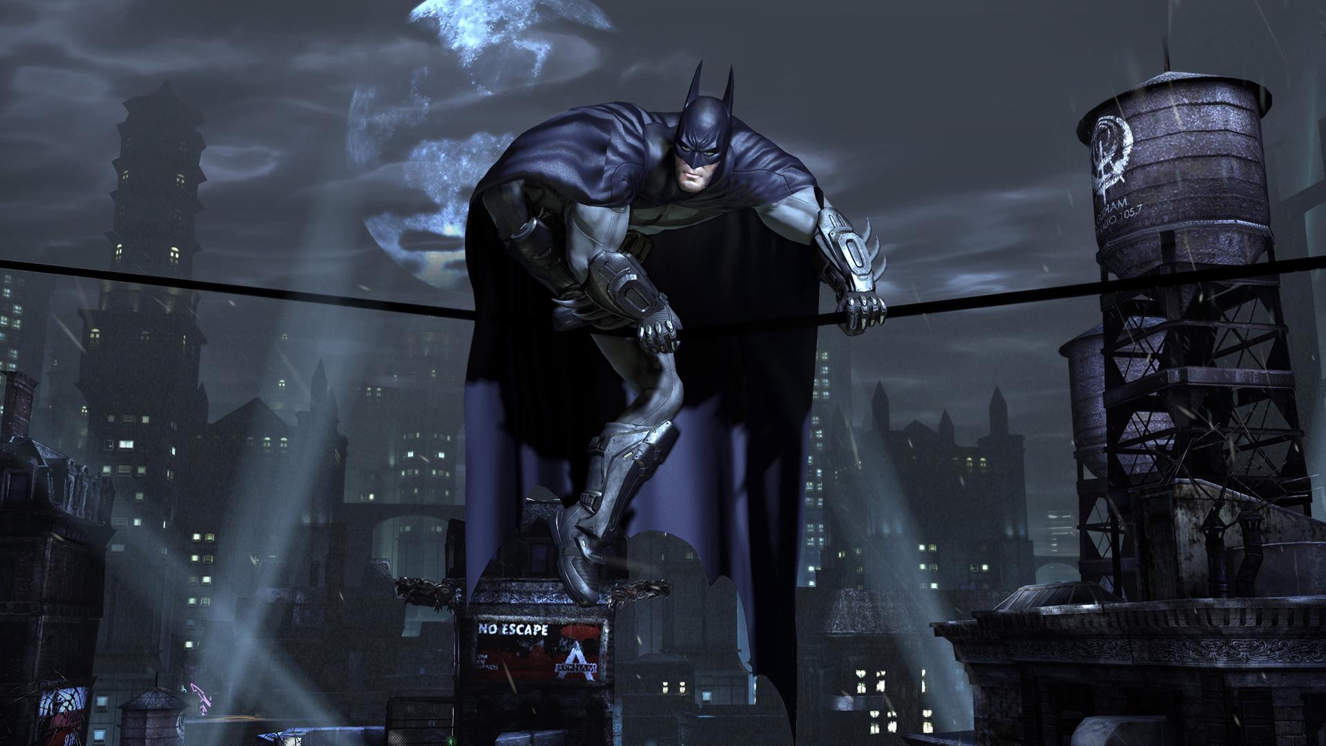Batman Arkham City Wallpaper Hd 1080p Skinit 17588 Hd Wallpapers 1920x1080