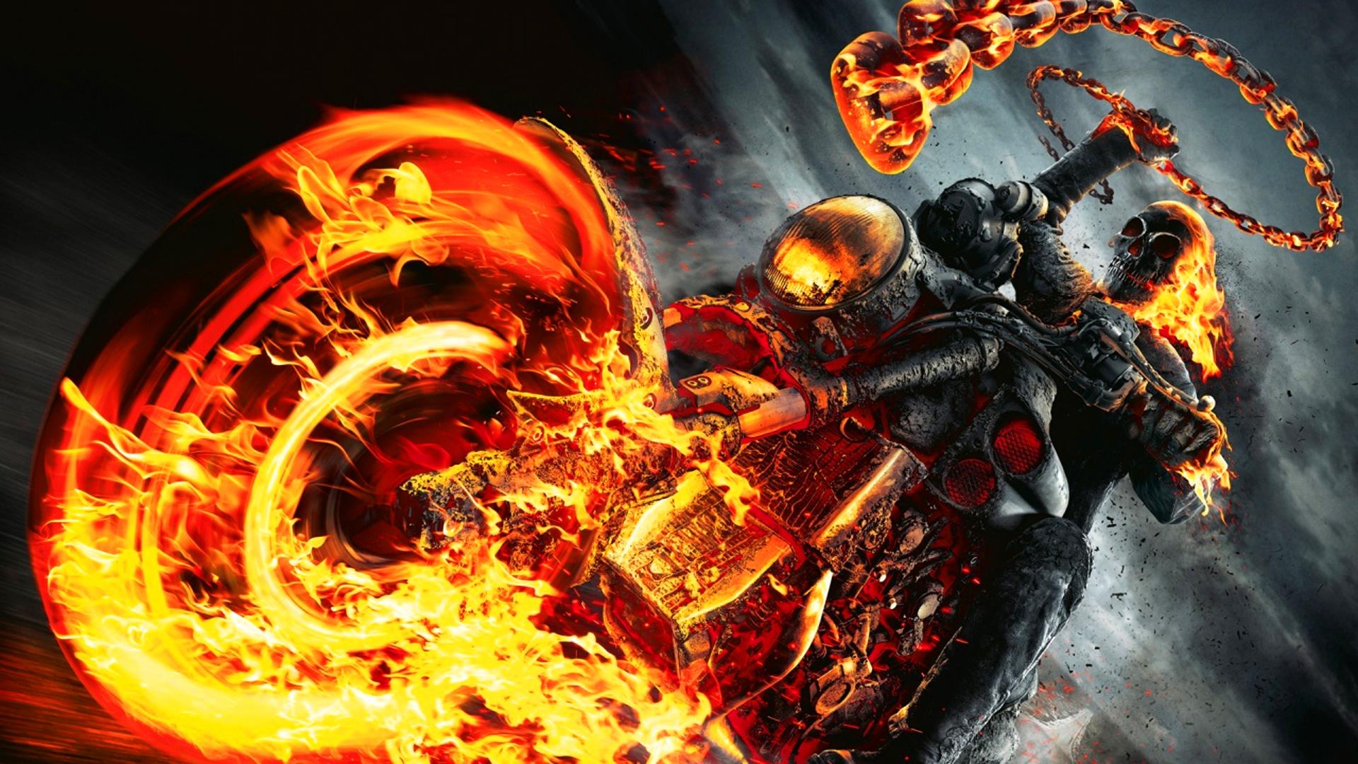 Ghost Rider HD Wallpaper 1920x1080