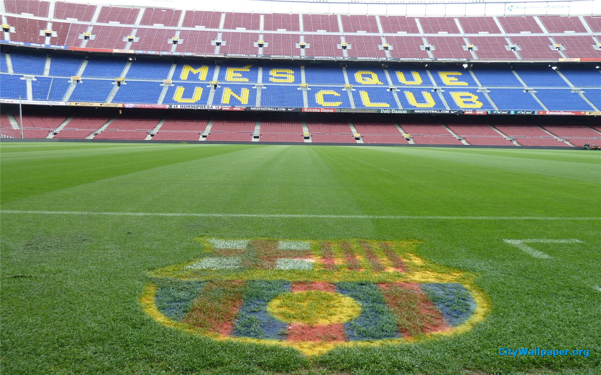 Camp Nou HD Images 1920x1200