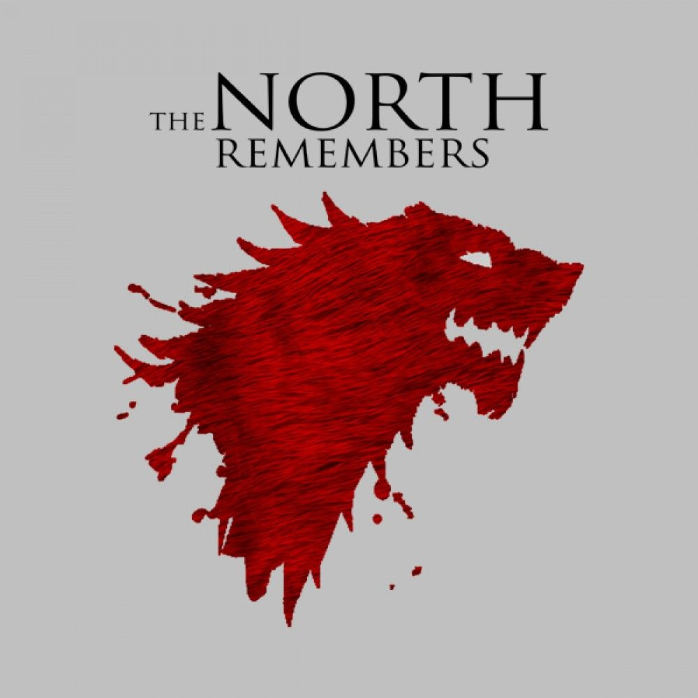 Popular Game of thrones wallpaper the north remembers image stock 1000x1000