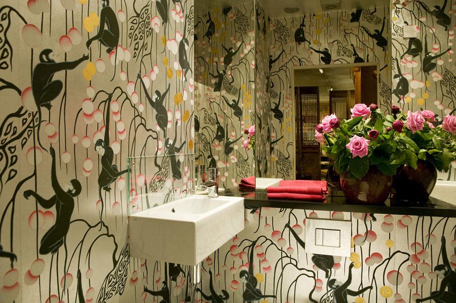 de Gournay hand painted wallpaper Decoracion Pinterest 900x599