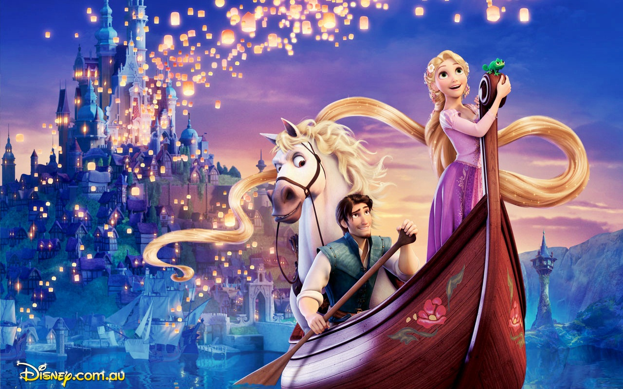 Tangled The Series Backgrounds posted by Ethan Simpson 1280x800