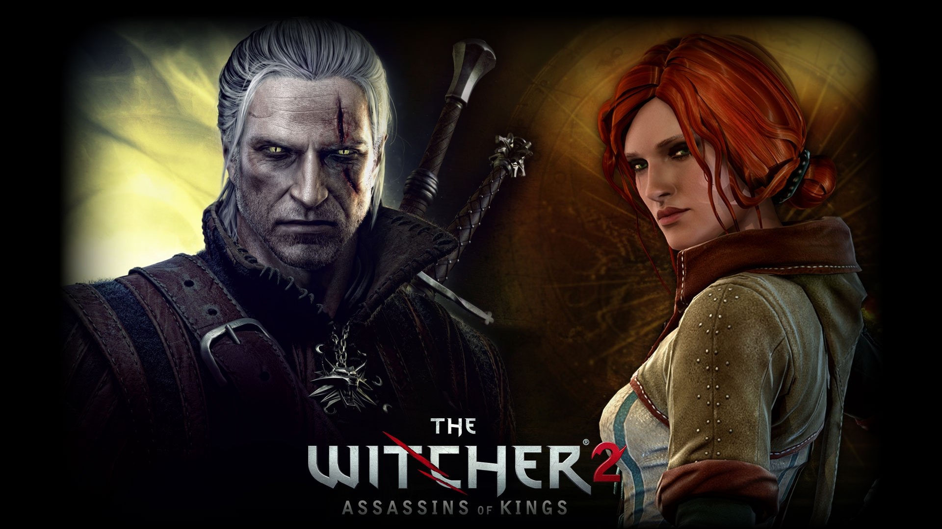 The Witcher 2 Assassins Of Kings HD Wallpapers and Background 1920x1080