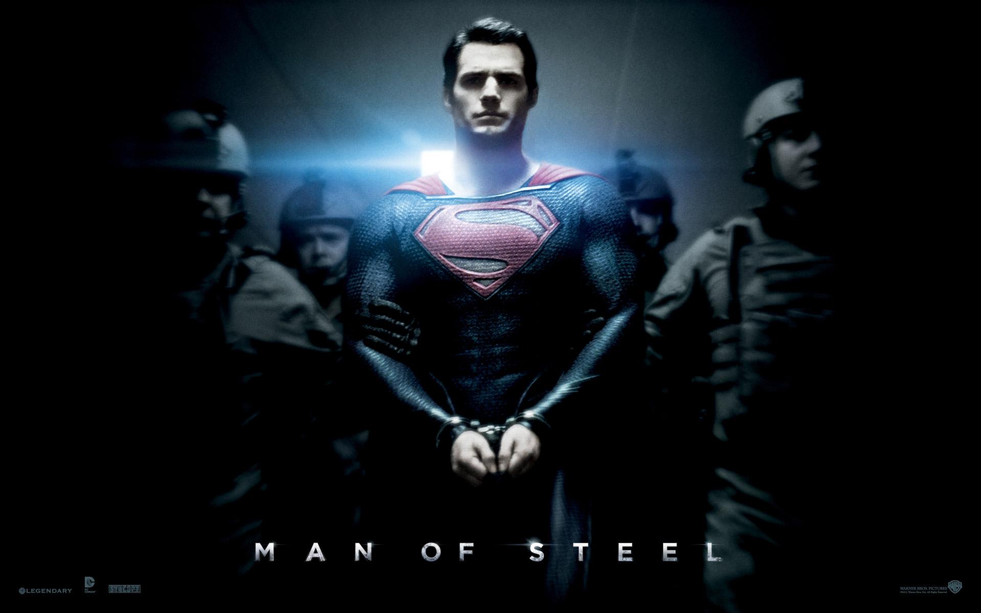 Free Download Superman Man Of Steel 2013 Movie Wallpapers Hd