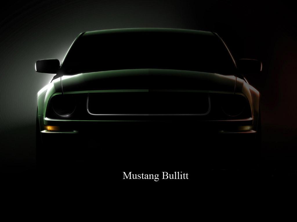 download Mustang Bullitt Wallpaper HD Backgrounds Images 1024x768