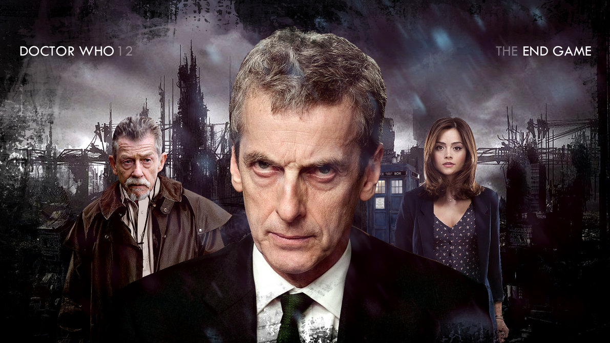 Doctor Who 12   Peter Capaldi 3 by drksde 1191x670