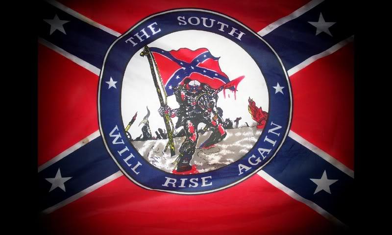 confederate flag screen saver 800x480