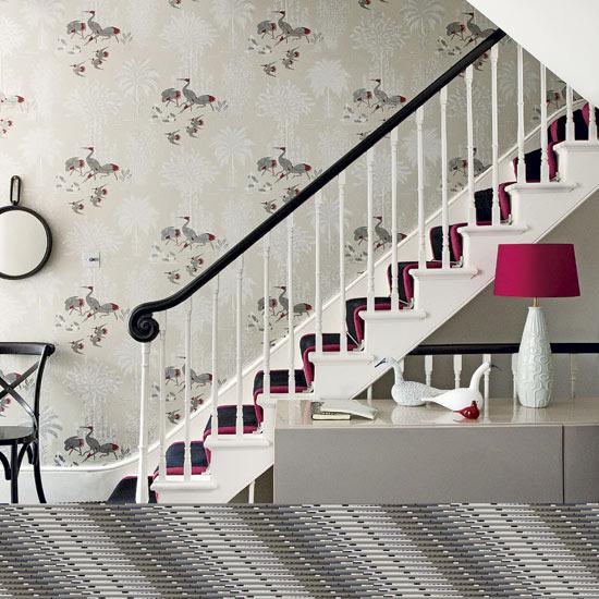 Wallpaper Ideas For Hallways 550x550