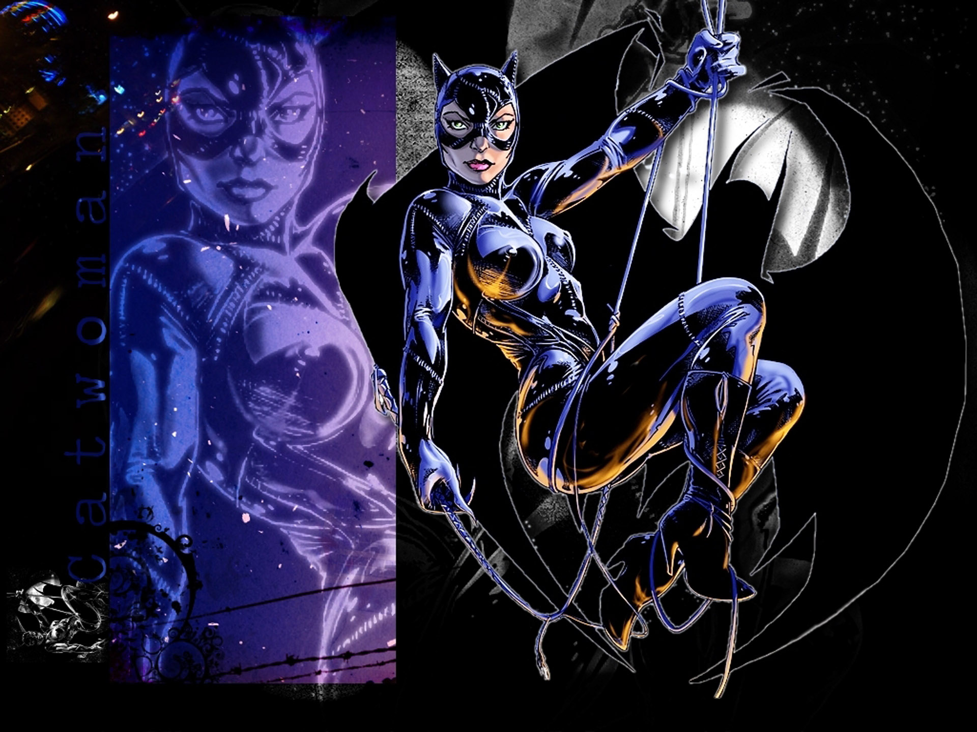 Catwoman Computer Wallpapers Desktop Backgrounds 1920x1440 ID 1920x1440